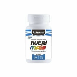 Nutrimais Polivitaminico A - Z 430mg (60 caps)