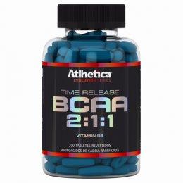 BCAA 2:1:1 Time Release c/Vitamina B6