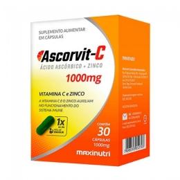 Ascorvit-c-30-caps-Maxinutri-SL-650x650