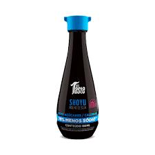 Shoyu 76% menos Sódio (160 ml)