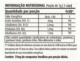 Extrato de Própolis 500mg (60 Caps)