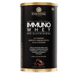 Immuno Whey Chocolate 465g - Essential Nutrition