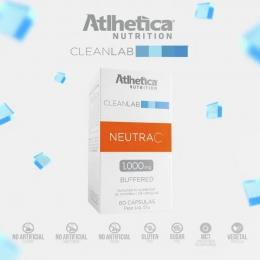 CleanLab Vitamina C 1000mg Buffered (60 caps)