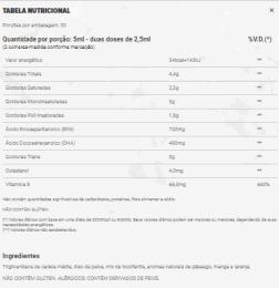 Super Ômega 3 TG Líquido (150ml)